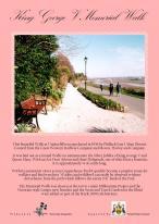 Survey - King George V Memorial Walk